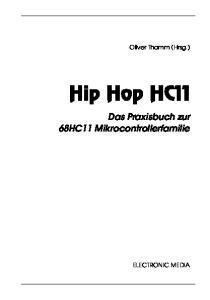 Das Praxisbuch zur 68HC11 Mikrocontrollerfamilie