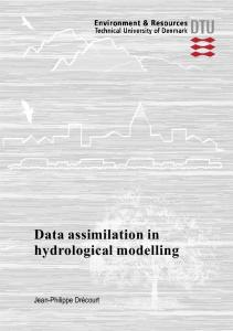 Data assimilation in hydrological modelling