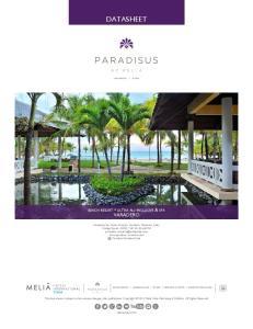 DATASHEET. beach resort ultra all-inclusive & spa VARADERO