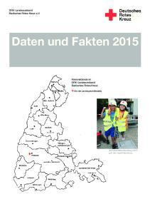 Daten und Fakten 2015