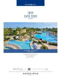 DATENBLATT. strand-resort all inclusive CAYO COCO