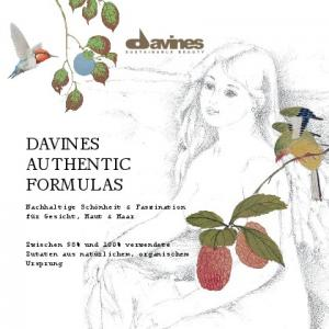 DAVINES AUTHENTIC FORMULAS