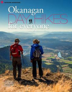 day hikes Okanagan for everyone outdoor adventure