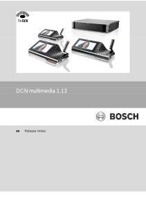 DCN multimedia Release Notes