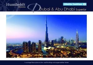 DDubai & Abu Dhabi Superior