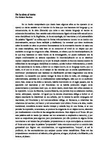 De la obra al texto. Por Roland Barthes