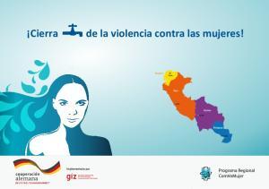 de la violencia contra las mujeres!