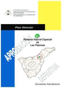 de Las Palomas Documento Introductorio