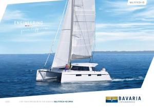 DE LIVE YOUR DREAM WITH THE BAVARIA NAUTITECH 40 OPEN