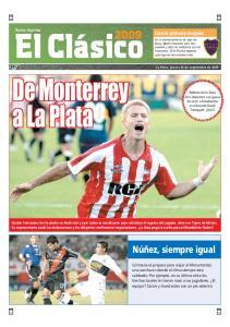 De Monterrey a La Plata