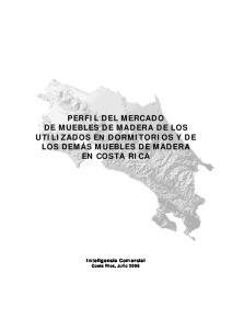 DE MUEBLES DE MADERA DE LOS EN COSTA RICA