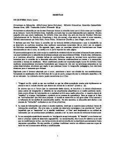 DE OLIVEIRA LimA, Lauro