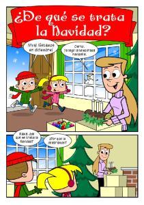 De que se trata la Navidad?