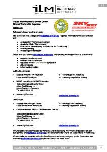 deadline deadline deadline
