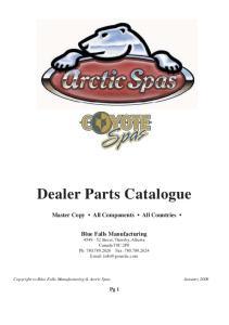 Dealer Parts Catalogue