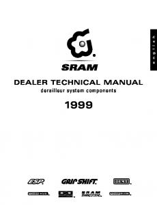 DEALER TECHNICAL MANUAL