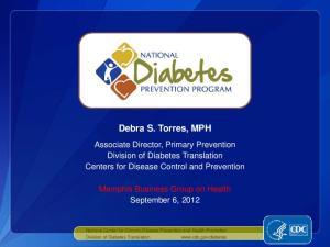 Debra S. Torres, MPH