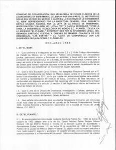 DECLARACIONES I.- DE