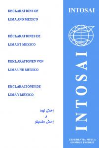 DeclarationS of. Lima and Mexico