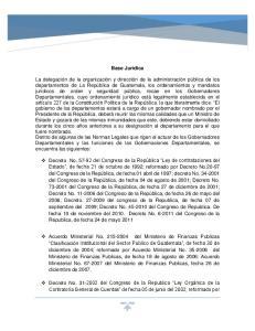 Decreto No del Congreso de la Republica, de fecha 11 de noviembre del 2013