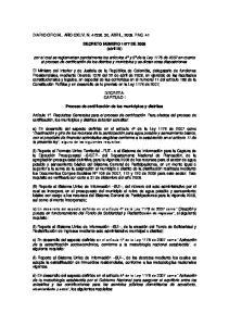 DECRETO NUMERO 1477 DE 2009 (abril 29)