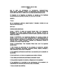 DECRETO NUMERO 1480 DE 1989 (julio 7)