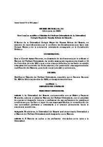 DECRETO RECTORAL No. 731 (18 de junio de 2002)