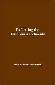 Defending the Ten Commandments