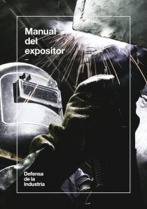 Defensa de la Industria. Manual del expositor