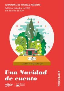 Del 20 de diciembre de 2013 al 6 de enero de Una Navidad de cuento PROGRAMA