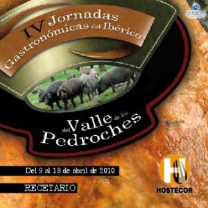 Del 9 al 18 de abril de 2010 RECETARIO