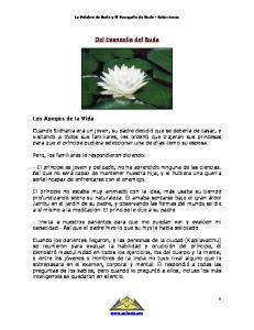 Del Evangelio del Buda