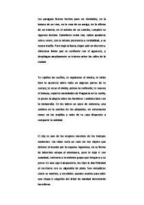 Del libro Jugo de naranja, de Carmen Villoro