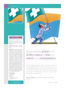 delito contra la vida y la salud de los trabajadores