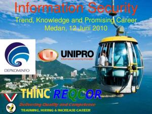 Delivering Quality and Competence TRAINING, HIRING & INCREASE CAREER
