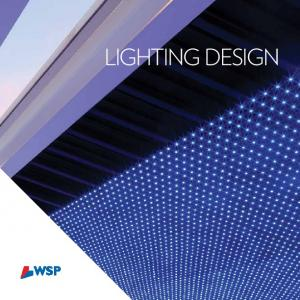 DELIVERING WORLD-CLASS LIGHTING DESIGN SOLUTIONS
