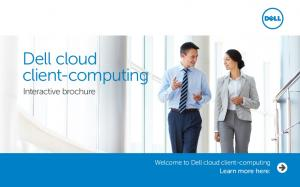 Dell cloud client-computing