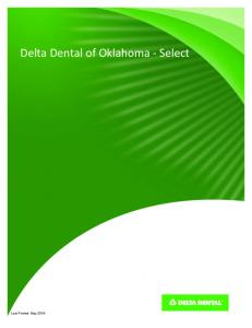 Delta Dental of Oklahoma - Select