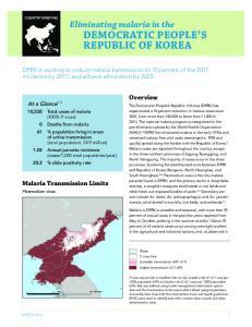 DEMOCRATIC PEOPLE S REPUBLIC OF KOREA