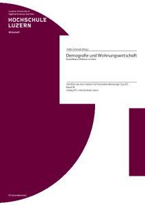 Demografie und Wohnungswirtschaft Bezahlbares Wohnen im Alter
