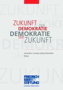 DEMOKRATIE DEMOKRATIE