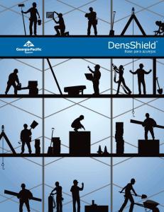DensShield. Base para azulejos