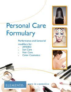 DEO Sun Care Hair Care Color Cosmetics