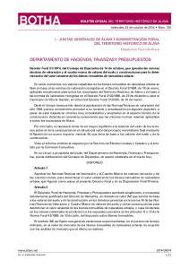 DEPARTAMENTO DE HACIENDA, FINANZAS Y PRESUPUESTOS