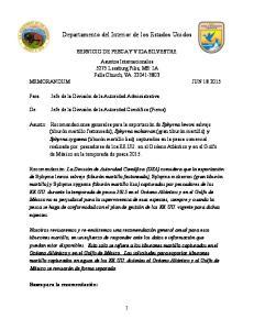 Departamento del Interior de los Estados Unidos