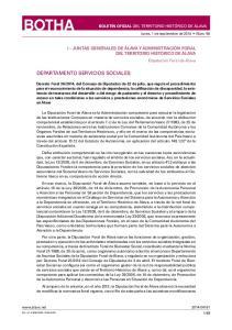 DEPARTAMENTO SERVICIOS SOCIALES