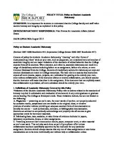 DEPARTMENT RESPONSIBLE: Vice Provost for Academic Affairs; School Deans