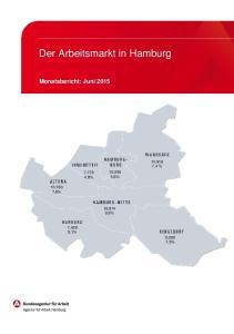 Der Arbeitsmarkt in Hamburg