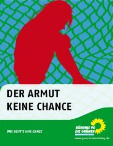 DER ARMUT KEINE CHANCE