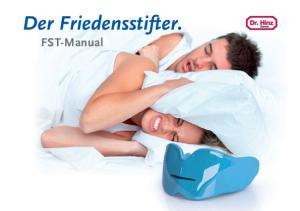 Der Friedensstifter. FST-Manual
